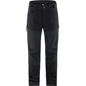 Haglöfs Rugged Mountain Housut Nuoret, true black